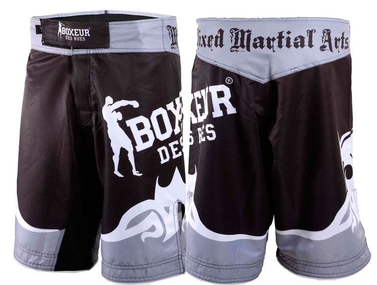 boxeur-des-rues-logo-and-tribal-mma-shorts