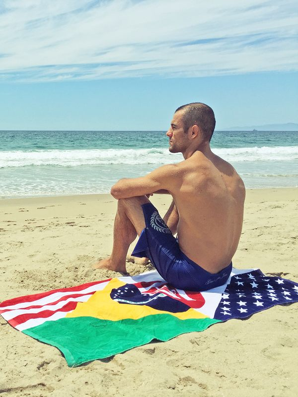 gracie-jiu-jitsu-beach-towel-2