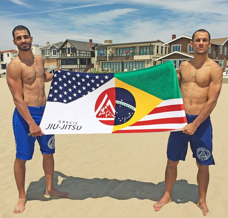 gracie-jiu-jitsu-beach-towel-3